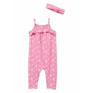 Baby Girl Jumper & Headband Set 💕